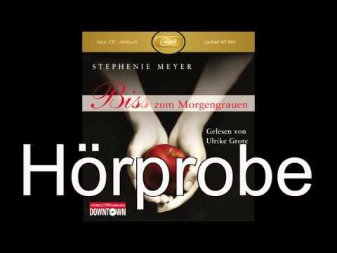 Bis(s) zum Morgengrauen / Bis(s) in alle Ewigkeit YouTube Hörbuch Trailer auf Deutsch
