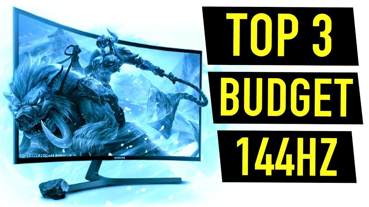 Best Budget Gaming Monitor 2019 Best Budget Gaming Monitor 2019   YouTube
