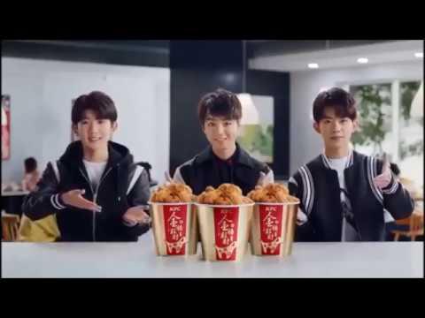 [Vietsub] TFBOYS - YÊU  Quảng Cáo KFC ngày 22.1.2018 thumbnail