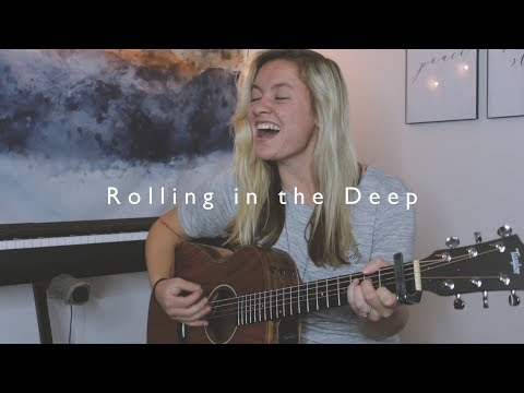 Rolling In The Deep | Adele (cover)