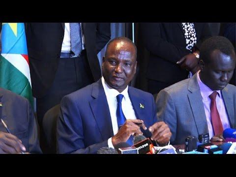 Machar warned onslaught against Kiir will be crushed