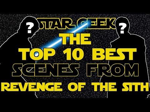 Top Ten Scenes from Episode III: REVENGE OF THE SITH - Star Geek
