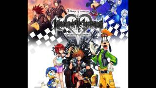 Kingdom Hearts 1.5 HD ReMIX OST - One Winged Angel