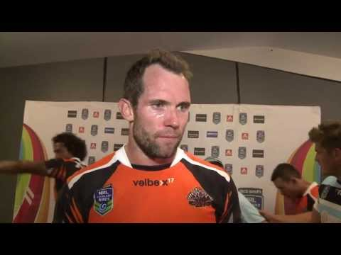 Nines post match interview: Richards