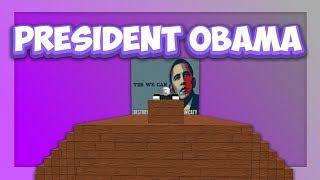 Roblox Script Showcase Episode#1033/President Obama