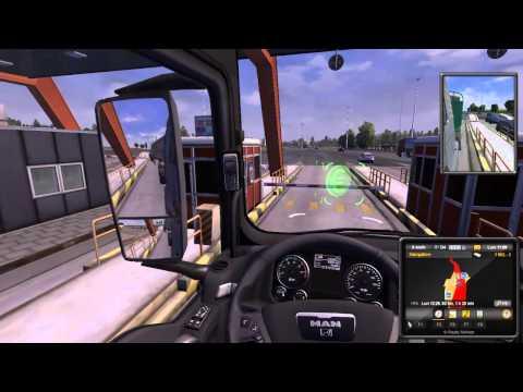 [Jako cube] -  Euro truck simulator 2 Paris-Reims
