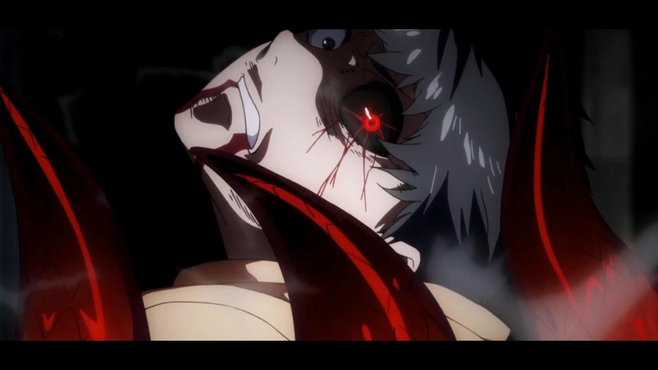 Kết quả hình ảnh cho Tokyo Ghoul anime fight scene