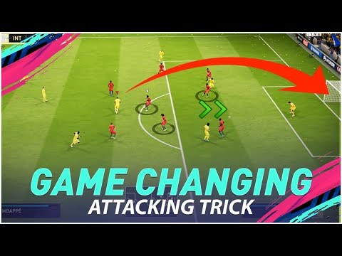 THE TRICK THAT PRO's DON'T WANT YOU TO LEARN - FIFA 19 GAME CHANGER MOVE