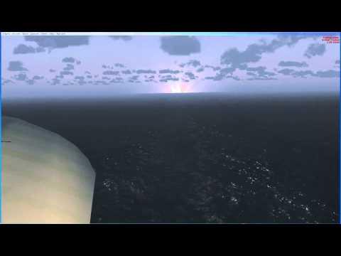 FSX - English Channel 1909 Historical Flight