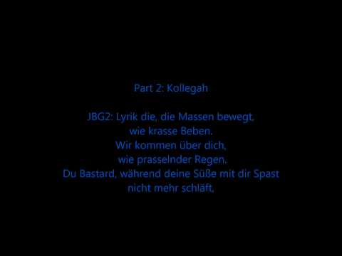 Lyrics: Kollegah ft. Farid Bang - Du kennst den Westen | Full HD