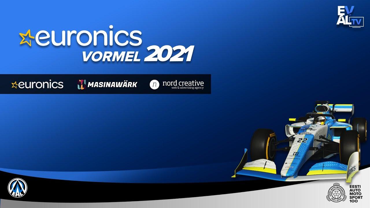 2021 Euronics Vormel: 8. Etapp - Suzuka (A-Finaal)
