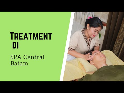 Treatment Di SPA Central Sukajadi Batam