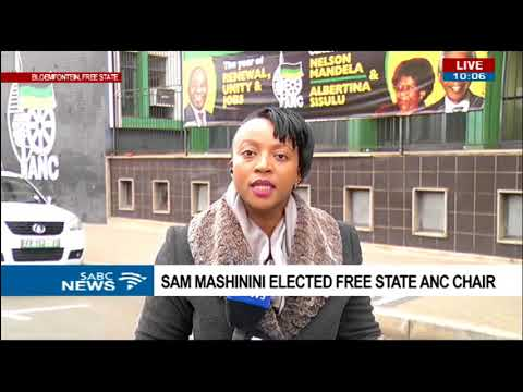 Free State ANC selects new leadership