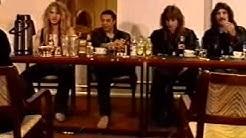 Ozzy Osbourne - Banned interview in Helsinki, Finland 1989
