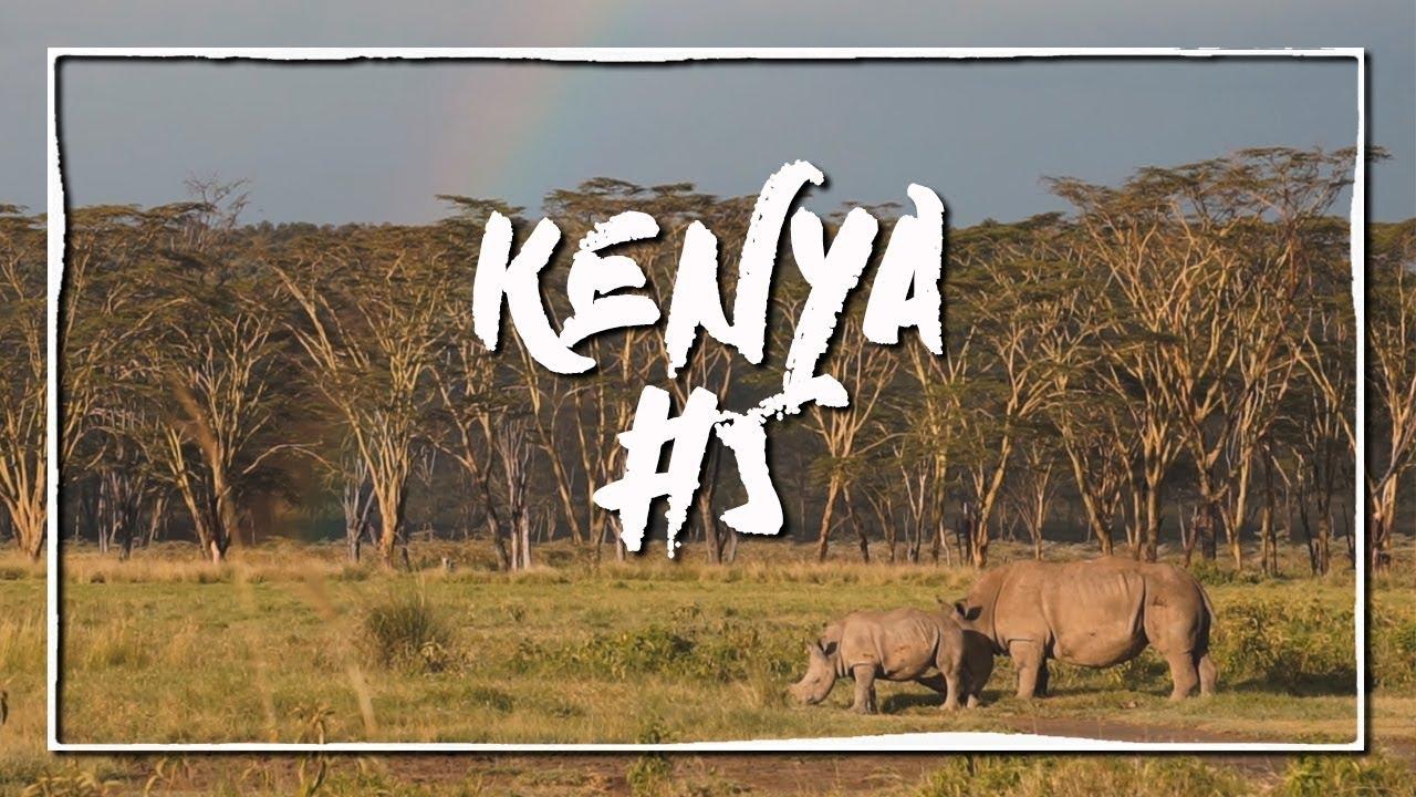 Disastro ambientale al Lake Nakuru (Viaggio fai da te in Kenya PT.5/10) ✈ Vlog