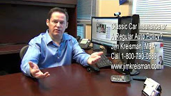 How To Insure A Classic Car Correctly | Scottsdale Arizona | Call 480-491-8585