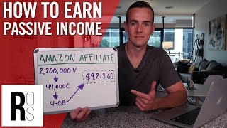 Passive Income Ideas 🤑 ($500+ A Month With Amazon Affiliate Links)