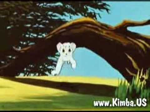 Kimba the White Lion Different Theme Song