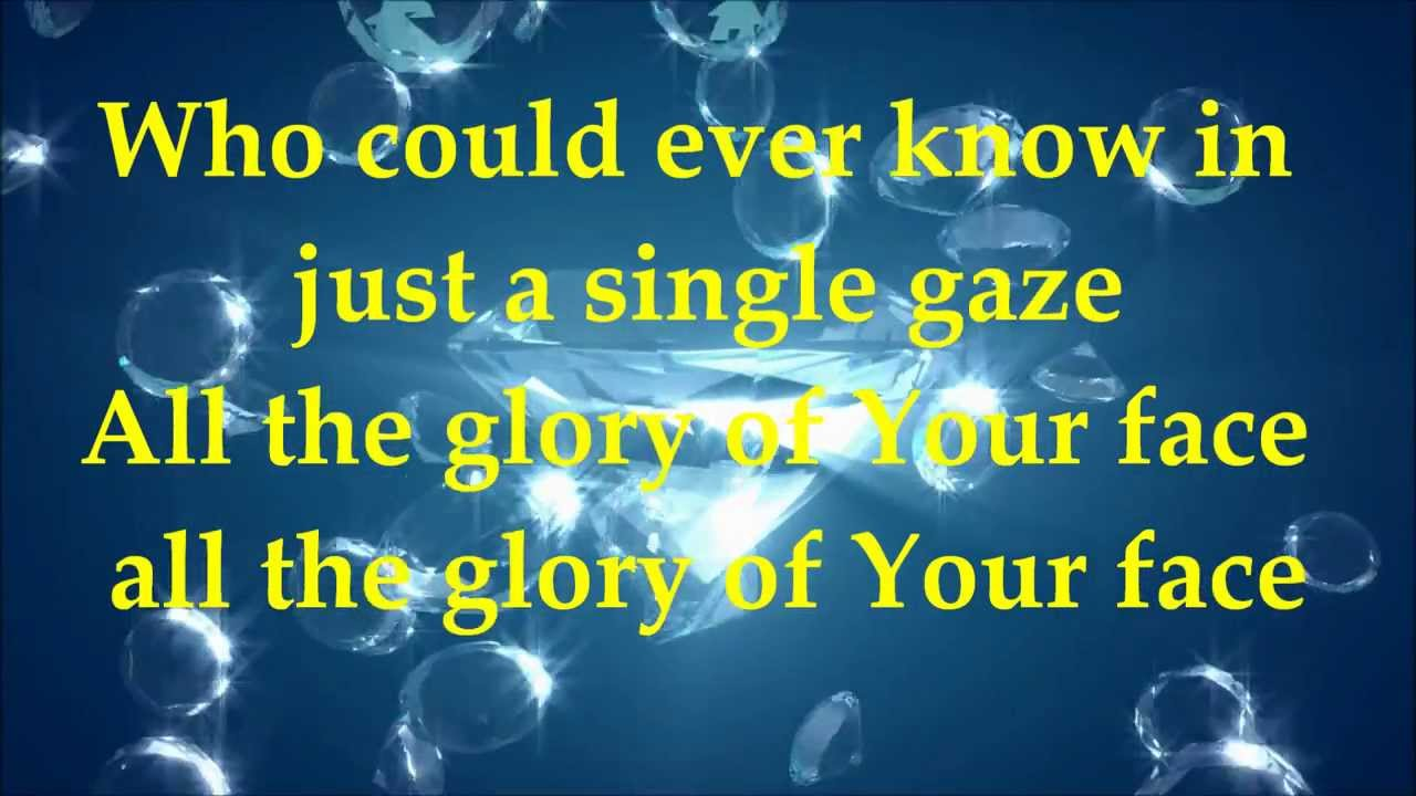 Paul Wilbur - The Diamond Turns - Lyrics