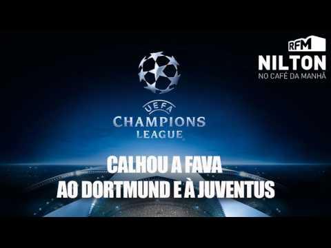 RFM - Nilton - calhou a fava ao Dortmund e à Juventus - 13-12