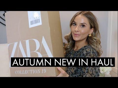 AUTUMN HAUL | ZARA, H&M, ASOS | NADIA ANYA