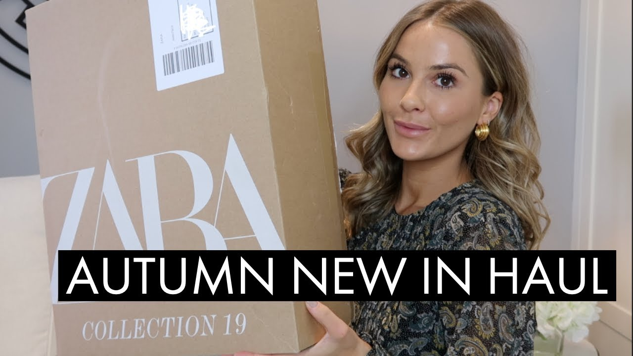 [VIDEO] - AUTUMN HAUL | ZARA, H&M, ASOS | NADIA ANYA 5