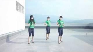 【Perfume】レーザービームをジャージで踊ってみた!【骨折Mamume】 thumbnail