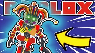 How To Get Scrap Baby Badge in Roblox Sister Location Fnaf Rp