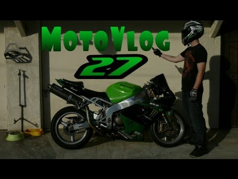 Stereotypical Cali Weather And Romping On Cars (MotoVlog #27)
