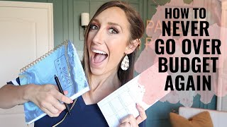 Top 5 Tips to NEVER go over budget again! (Ps I doubt you're doing these!)