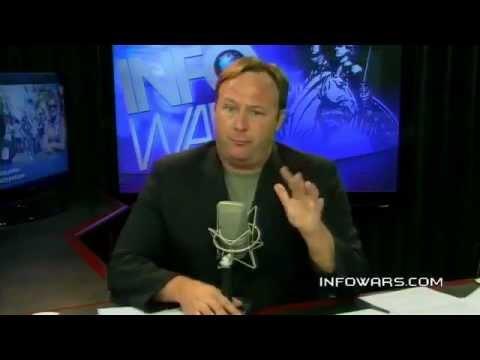 Alex Jones asks Sean Stone about accepting Islam