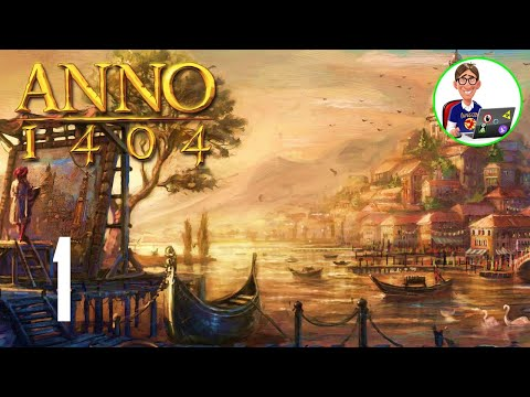 Anno 1404 Hard Difficulty Mode | Blind Playthrough |