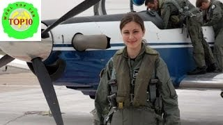 World 10 Most Attractive Female Armed Forces