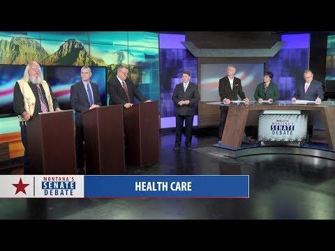Montana's U.S. Senate candidates debate