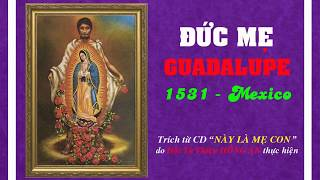 Đức Mẹ Guadalupe, 1531, Mexicô