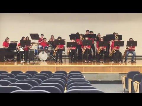 Blennerhassett Middle School Jazz Ensemble Submission 2
