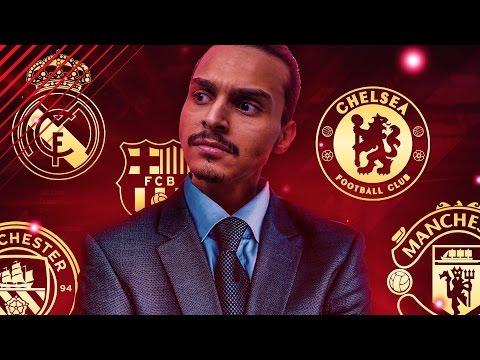 عروض مغرية من اندية قويه ((وين اروح؟)) #الحلم_المفقود - Fifa17 career mode player