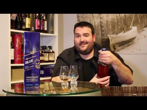 Whiskyshots #83 Officer's Choice Blue Pure Grain Whisky