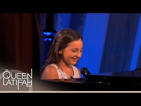 """Emily Bear Performs """"The Girl from Ipanema"""""""