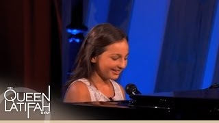 "Emily Bear Performs ""The Girl from Ipanema"""