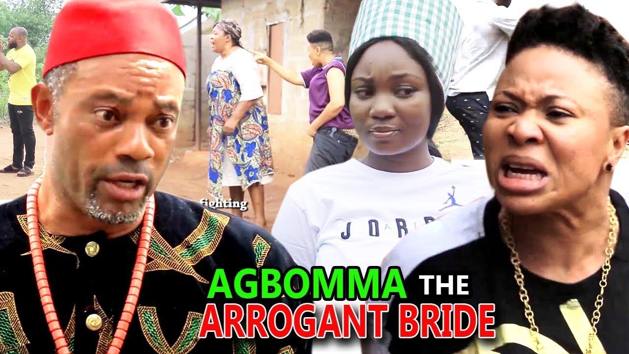 Download Agboma The Arrogant Bride Season 5&6 - NEW MOVIE'' 2019 Latest Nigerian Movie