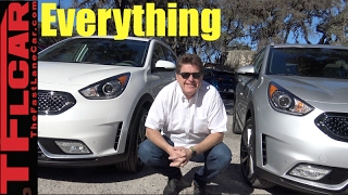 2017 Kia Niro Hybrid: Everything You Ever Wanted to Know