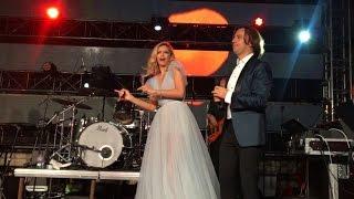 Брежнева, Галкин и Лорак зажгли на свадьбе сына российского олиграха