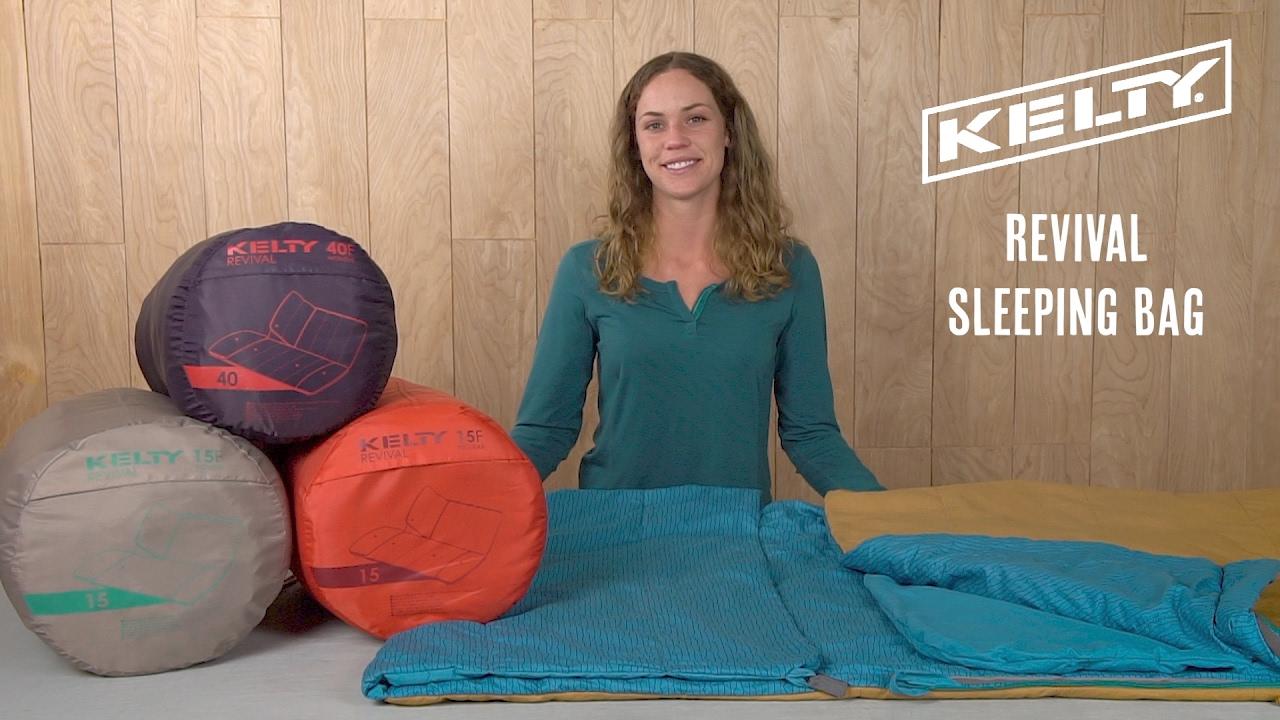 Kelty Revival Sleeping Bag