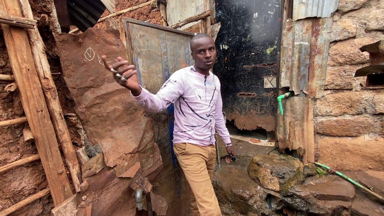 am intrat cu FRICĂ în cel mai mare SLUM din AFRICA (Kibera, Nairobi)