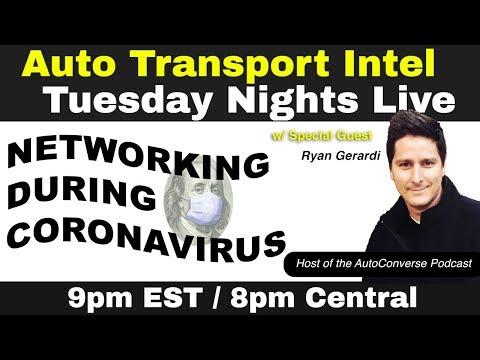 How To Network Business During Coronavirus, Social Distancing Shutdown