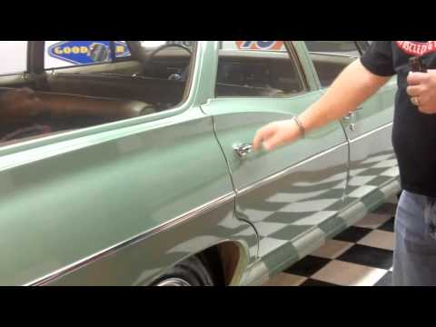 1968 Chevy Bel Air Wagon Numbers Matching Classic Muscle Car
