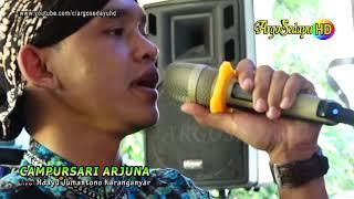 Campursari Arjuna (HD) GELO Cokek Sraggenan | Kiky & Pecut