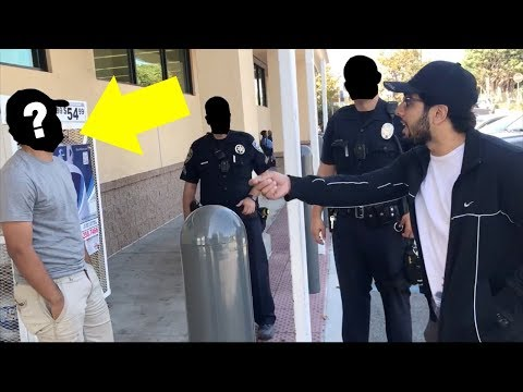 CONFRONTING THIEF WHO STOLE MY GUCCI WALLET! (Called Cops)