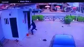 Over 30 Killed In Offa Bank Robbery - Live Video (CCTV Footage)